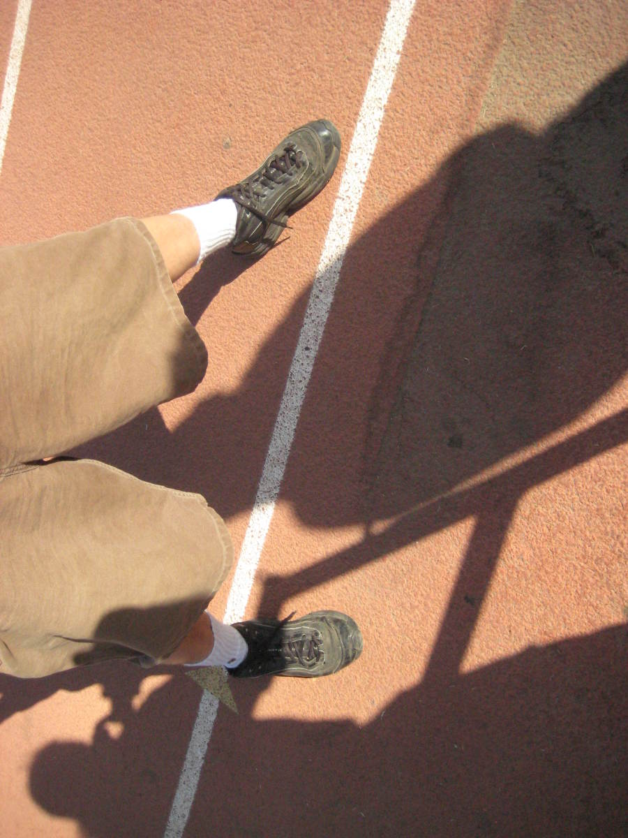 The Toe-Heel Line, which determines the width of the Neutral Bow Stance.