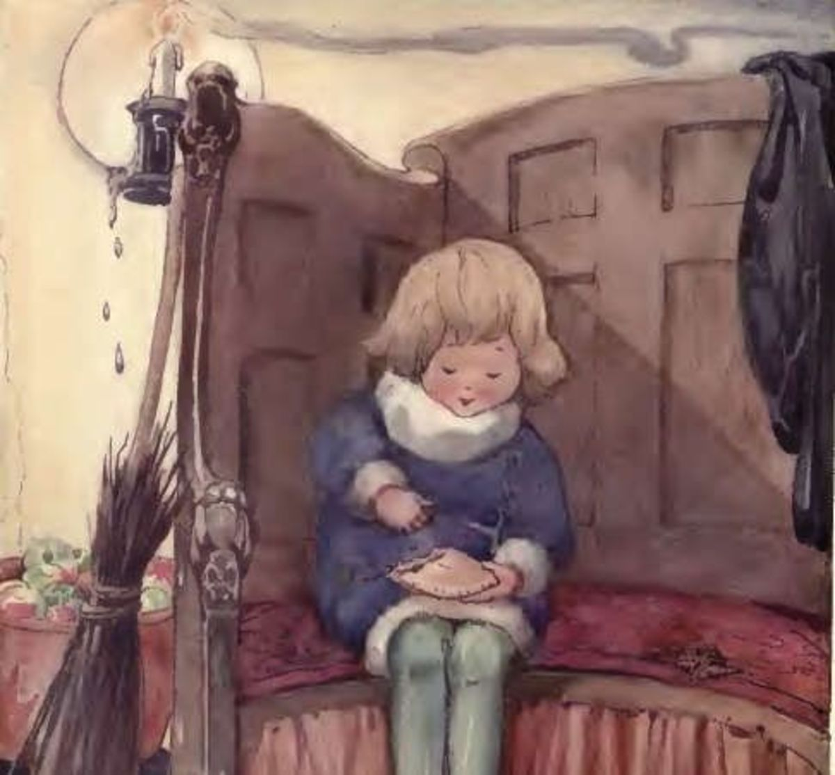 Little Jack Horner from Old English Nursery Songs