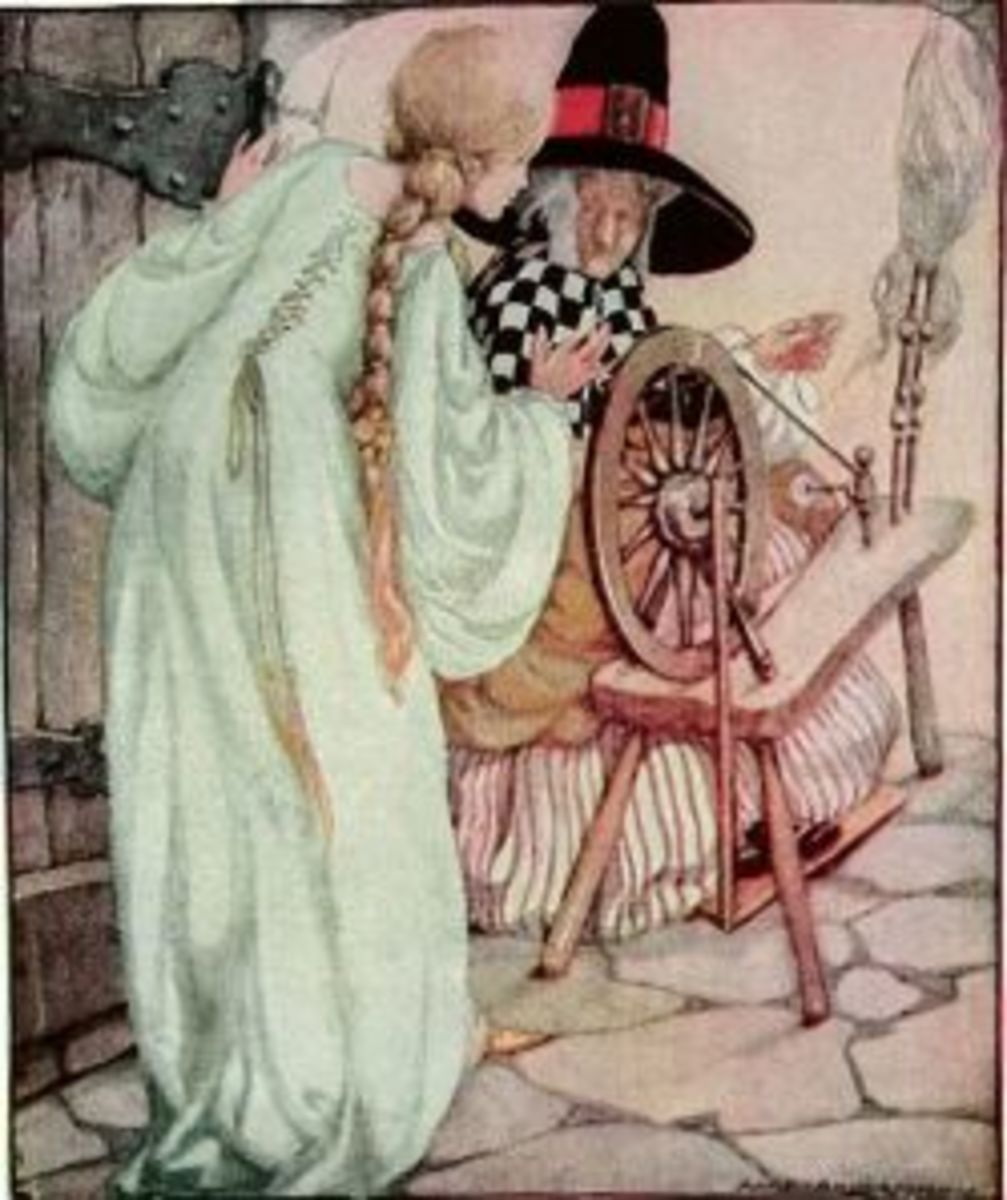 To find the truth about the Sleeping Beauty press here!