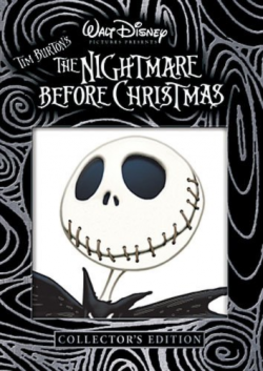 Nightmare Before Christmas Stockings and Stocking Fillers