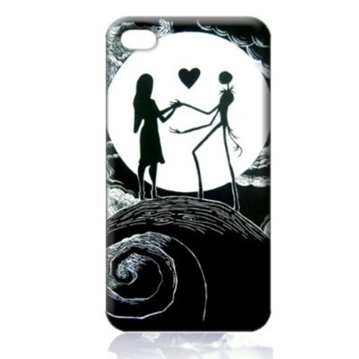 Nightmare Before Christmas Hard Case Skin for Iphone 5 At&t Sprint Verizon Retail Packaging