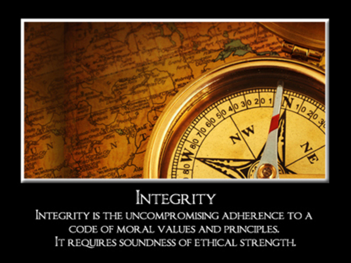 Integrity Counts Kids