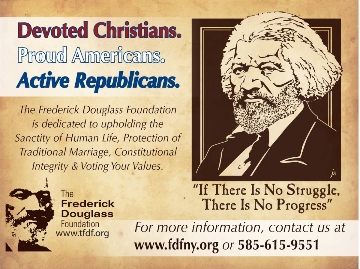 The Frederick Douglass Foundation