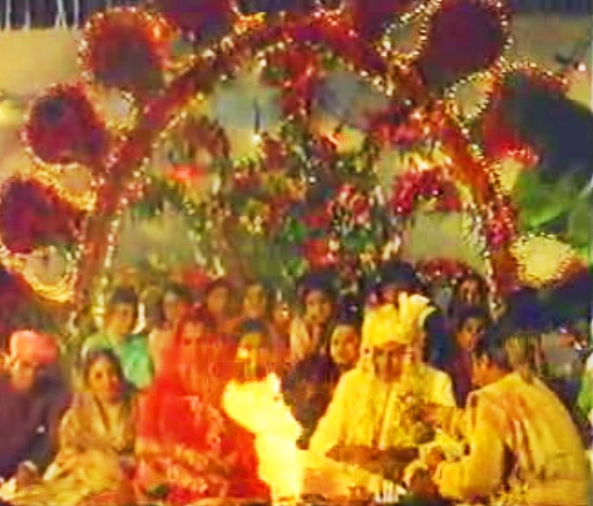A great Rafi number reflecting the close relationship of Karun Ras with Raag Darbari Kanada