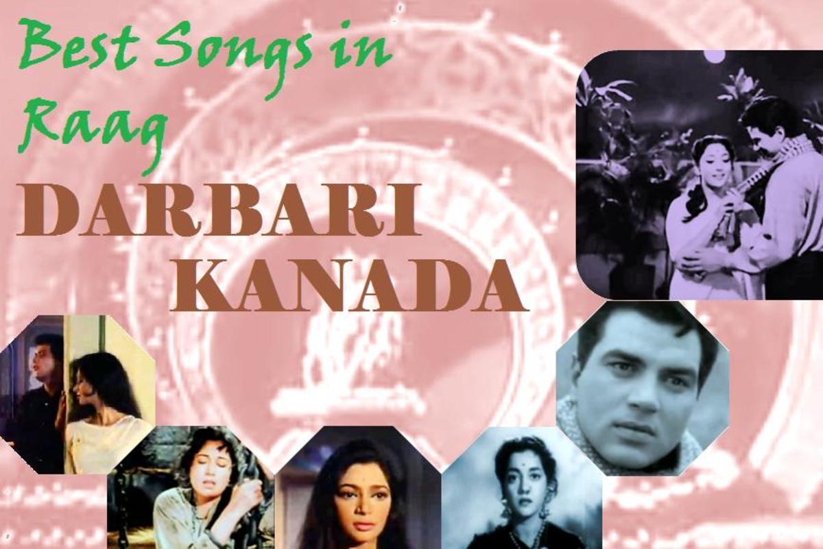 Best Bollywood Songs in Raag Darbari Kanada