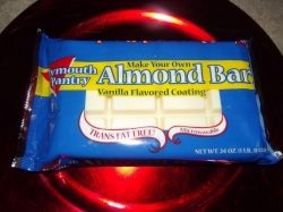 Almond Bark Coating