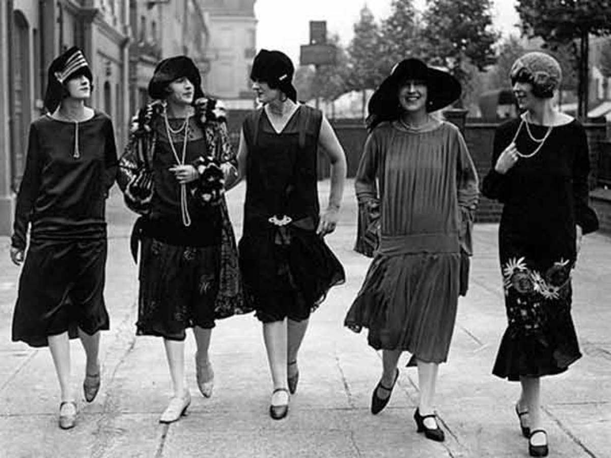 the-history-of-fashion