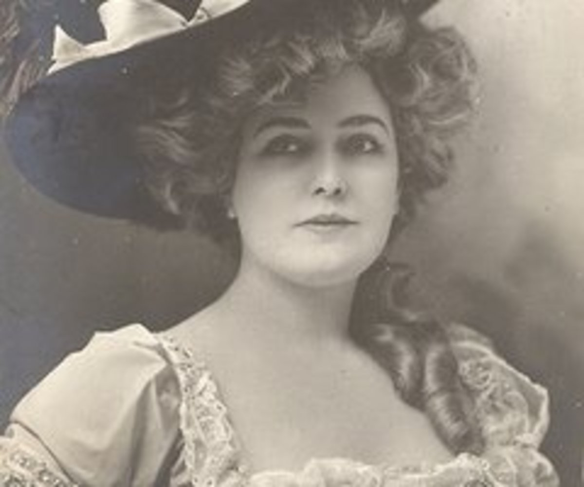 Awe Inspiring Victorian Era Hair More Information Hairstyle Inspiration Daily Dogsangcom