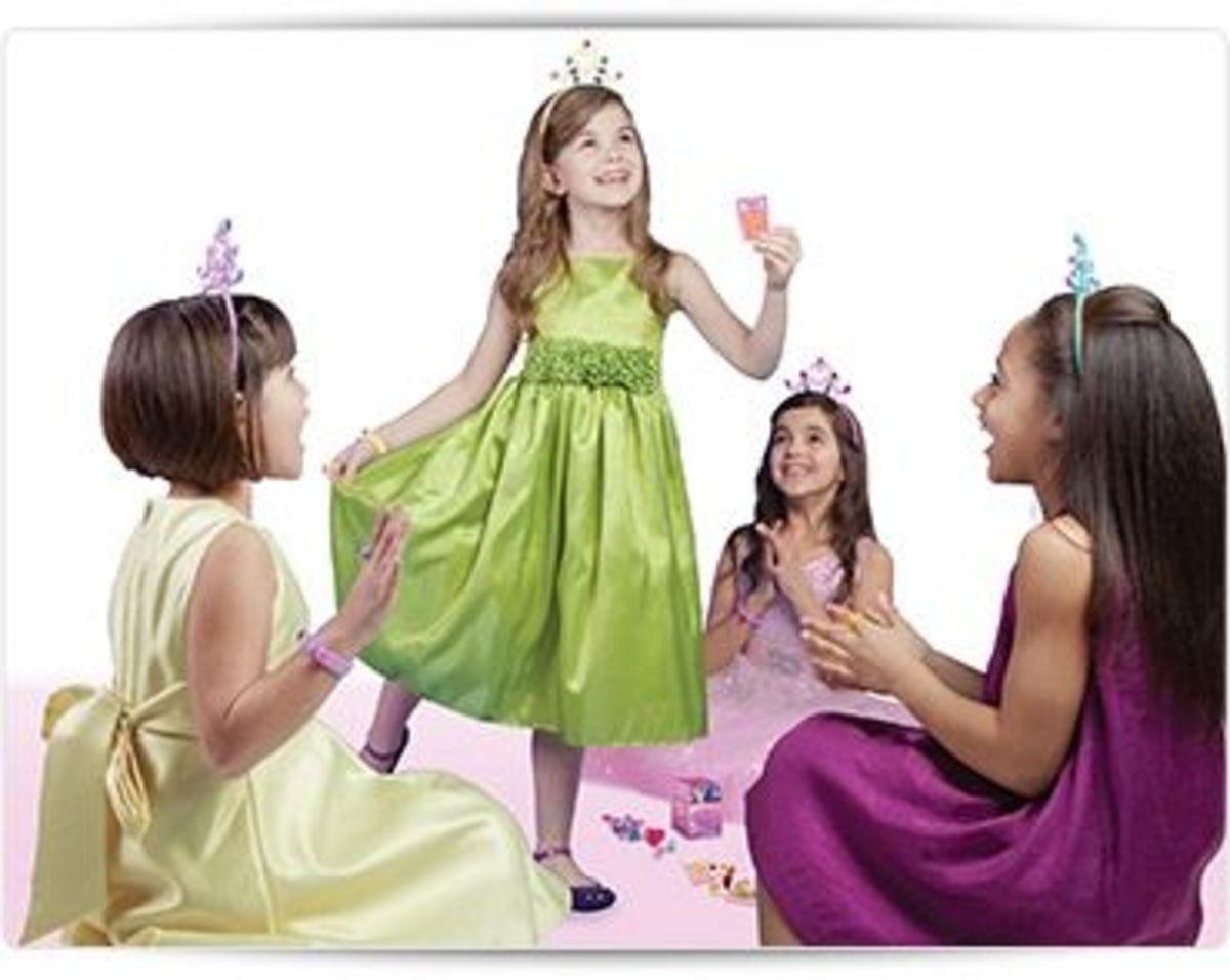 Pretty Princesses!
