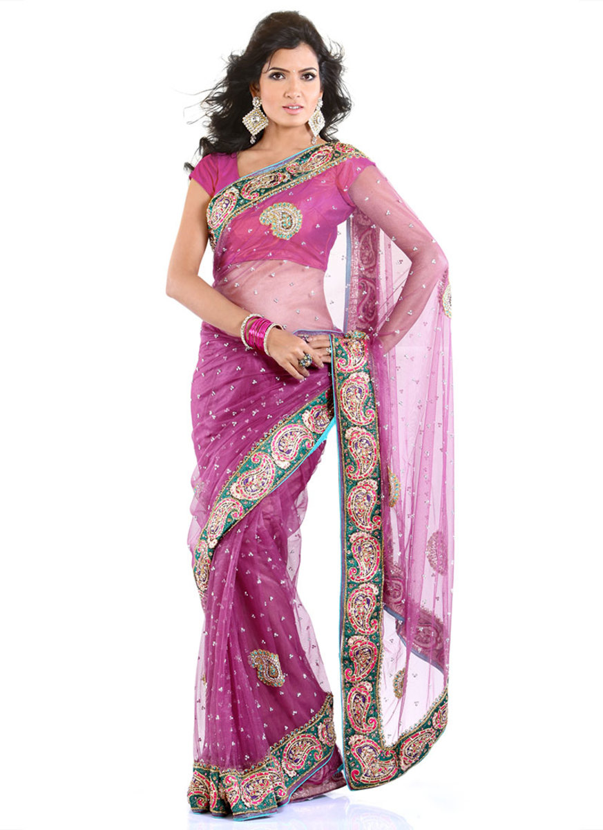Bollywood Inspired Fashions by Cbazaar: Sarees, Lehengas and More!