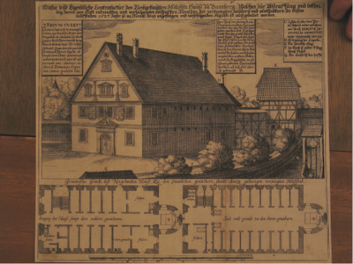 Bamberg Witches Prison