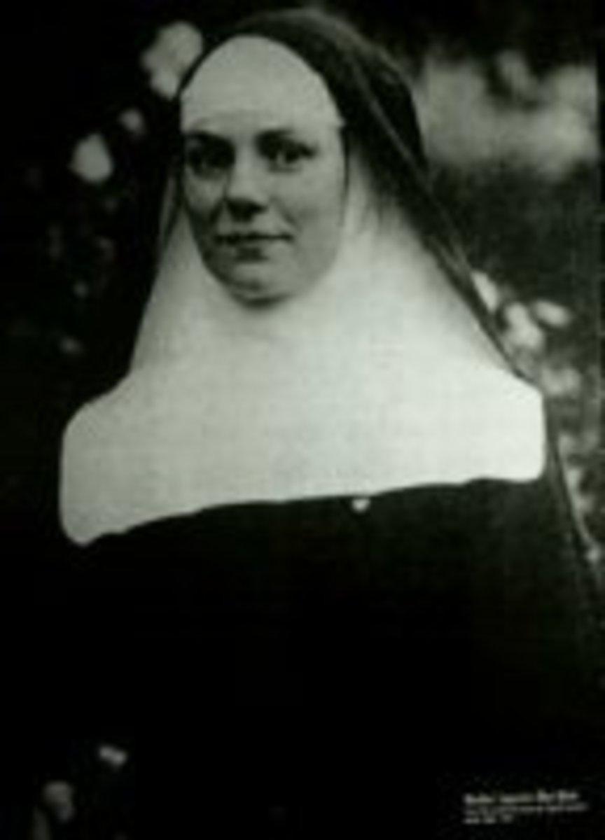 Mother Marie-Elisabeth de l'Eucharistie, 1890-1945