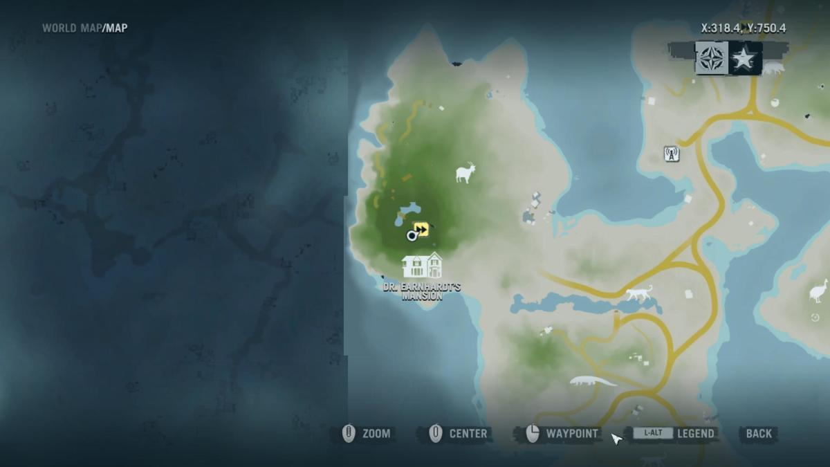 Archaeology 101 - Gameplay 01 Map: Far Cry 3 Relic 1, Spider 1.