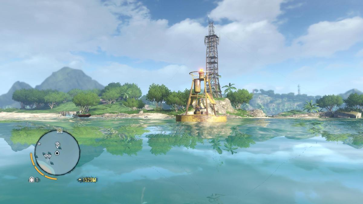Archaeology 101 - Gameplay 02: Far Cry 3 Relic 31, Shark 1.