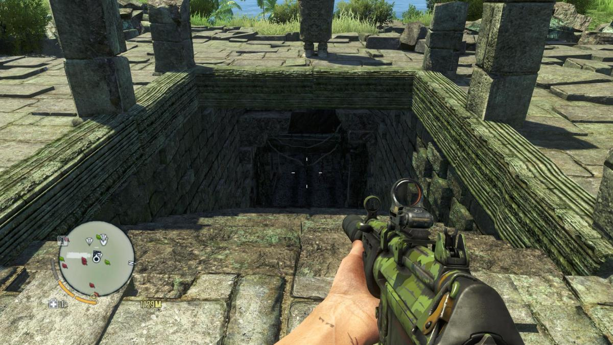 Archaeology 101 - Gameplay 02: Far Cry 3 Relic 21, Spider 21.