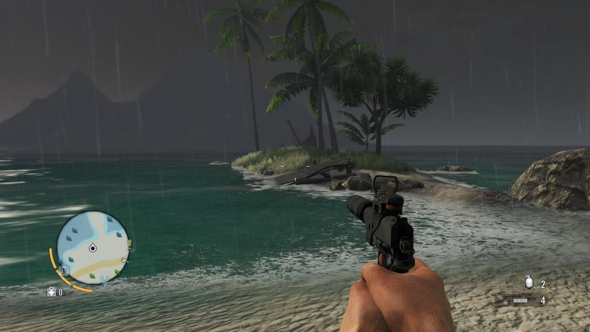 Archaeology 101 - Gameplay 01: Far Cry 3 Relic 32, Shark 2.
