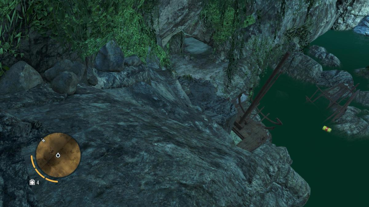 Archaeology 101 - Gameplay 05: Far Cry 3 Relic 1, Spider 1.