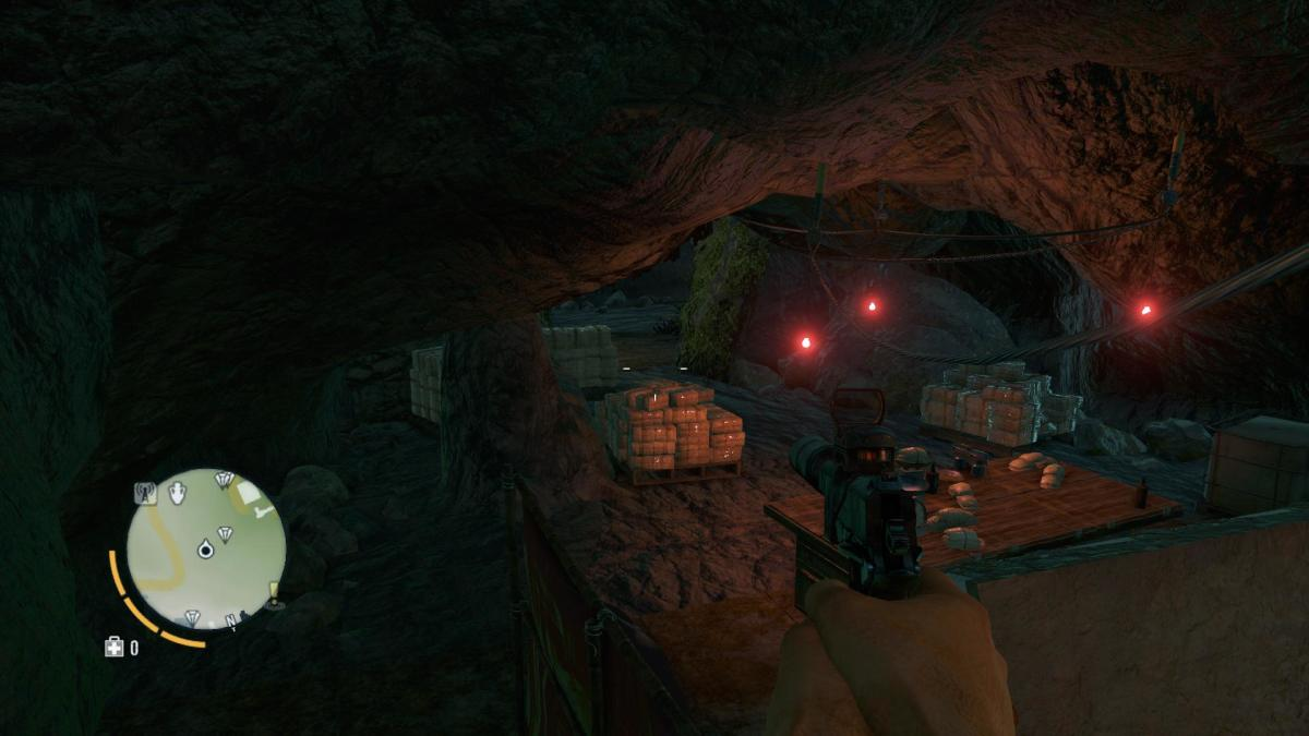 Archaeology 101 - Gameplay 03: Far Cry 3 Relic 22, Spider 22.