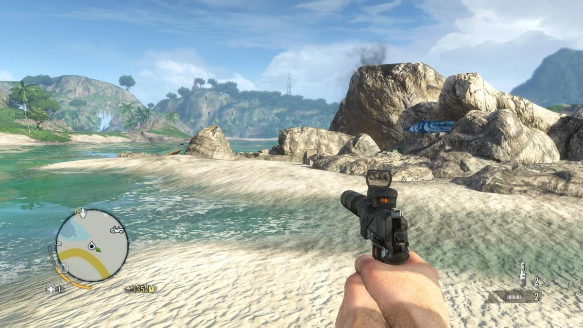 Archaeology 101 - Gameplay 01: Far Cry 3 Relic 106, Heron 16.