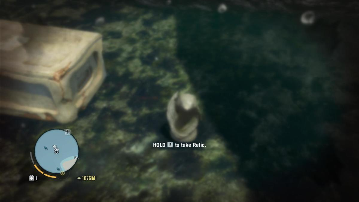 Archaeology 101 - Gameplay 03: Far Cry 3 Relic 51, Shark 21.