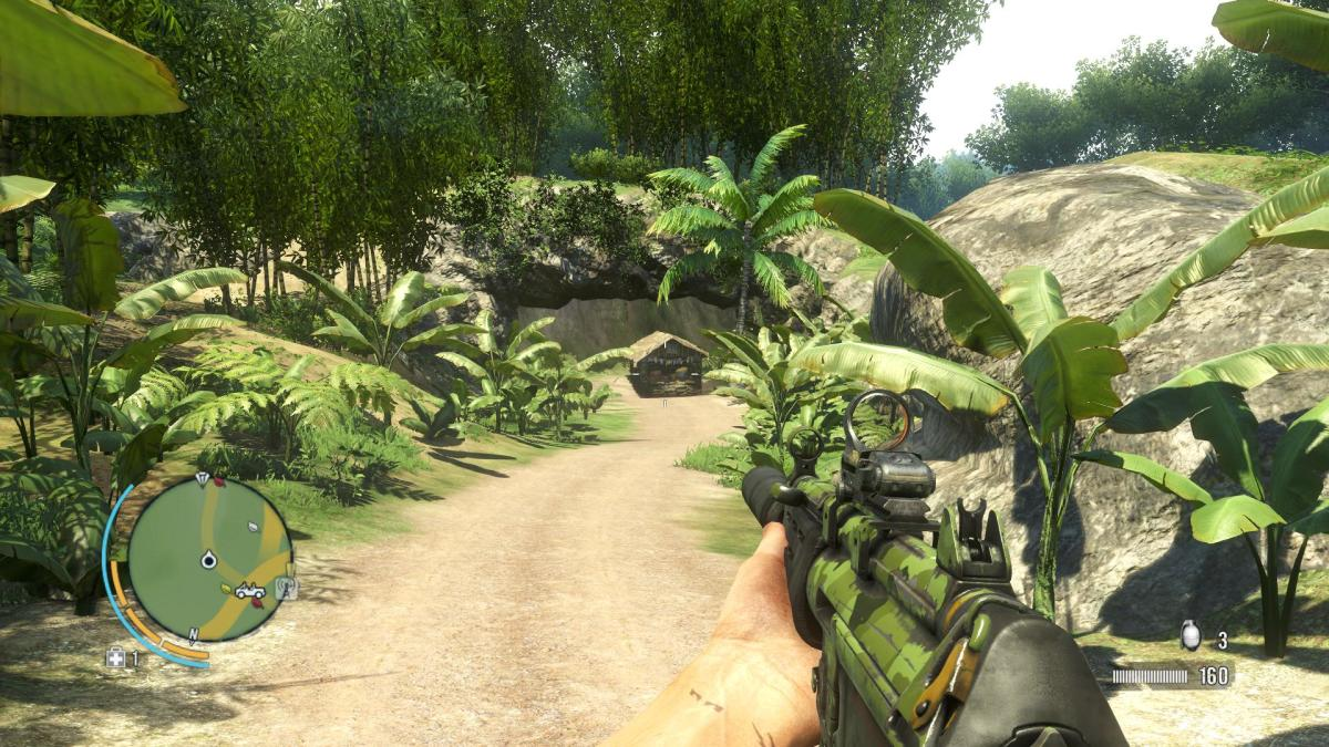Archaeology 101 - Gameplay 01: Far Cry 3 Relic 63, Boar 3.