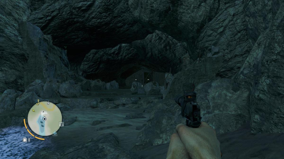 Archaeology 101 - Gameplay 01: Far Cry 3 Relic 22, Spider 22.