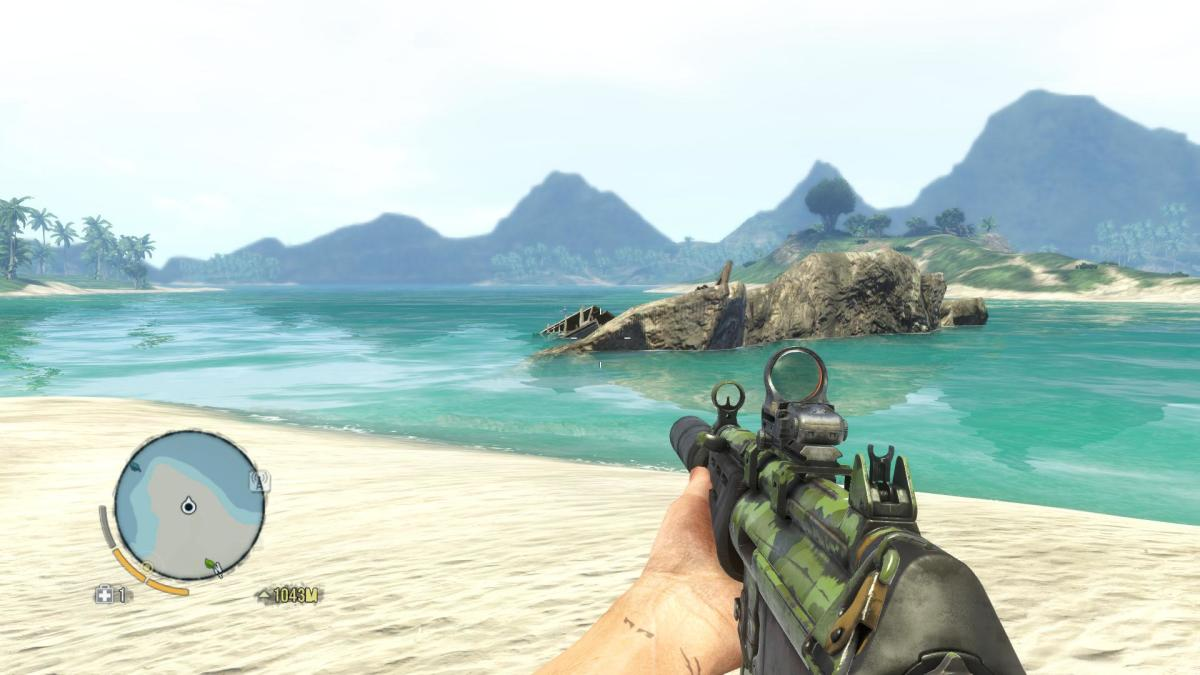 Archaeology 101 - Gameplay 01: Far Cry 3 Relic 51, Shark 21.
