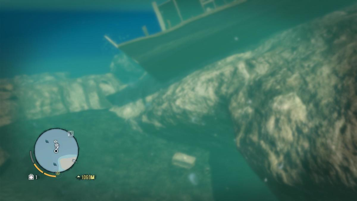 Archaeology 101 - Gameplay 02: Far Cry 3 Relic 51, Shark 21.