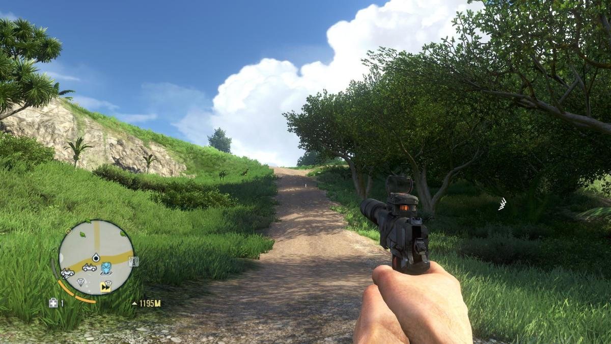 Archaeology 101 - Gameplay 01: Far Cry 3 Relic 62, Boar 2.