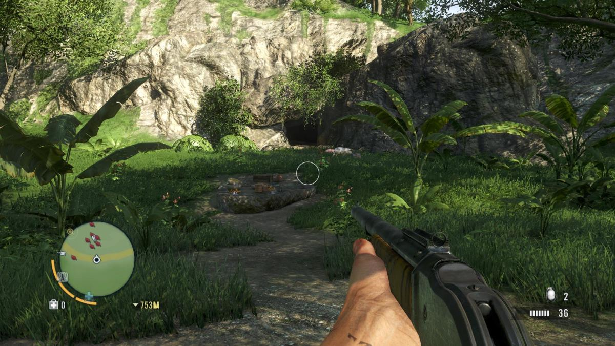 Archaeology 101 - Gameplay 01: Far Cry 3 Relic 23, Spider 23.
