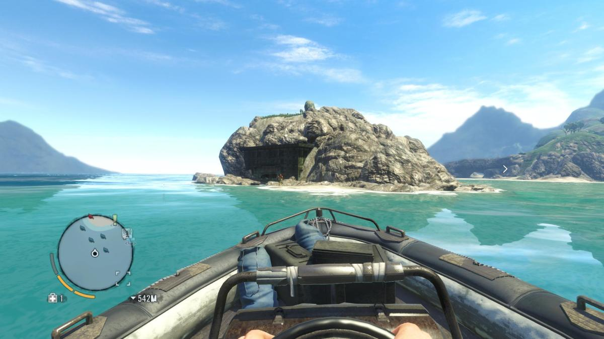 Archaeology 101 - Gameplay 01: Far Cry 3 Relic 2, Spider 2.