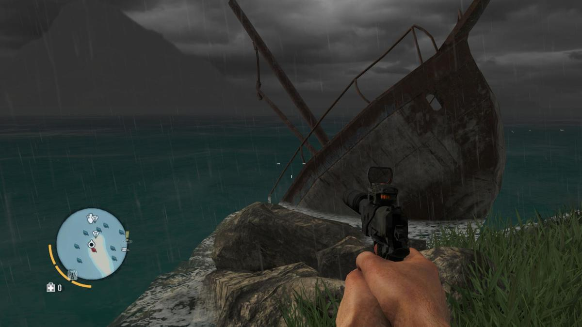 Archaeology 101 - Gameplay 02: Far Cry 3 Relic 32, Shark 2.