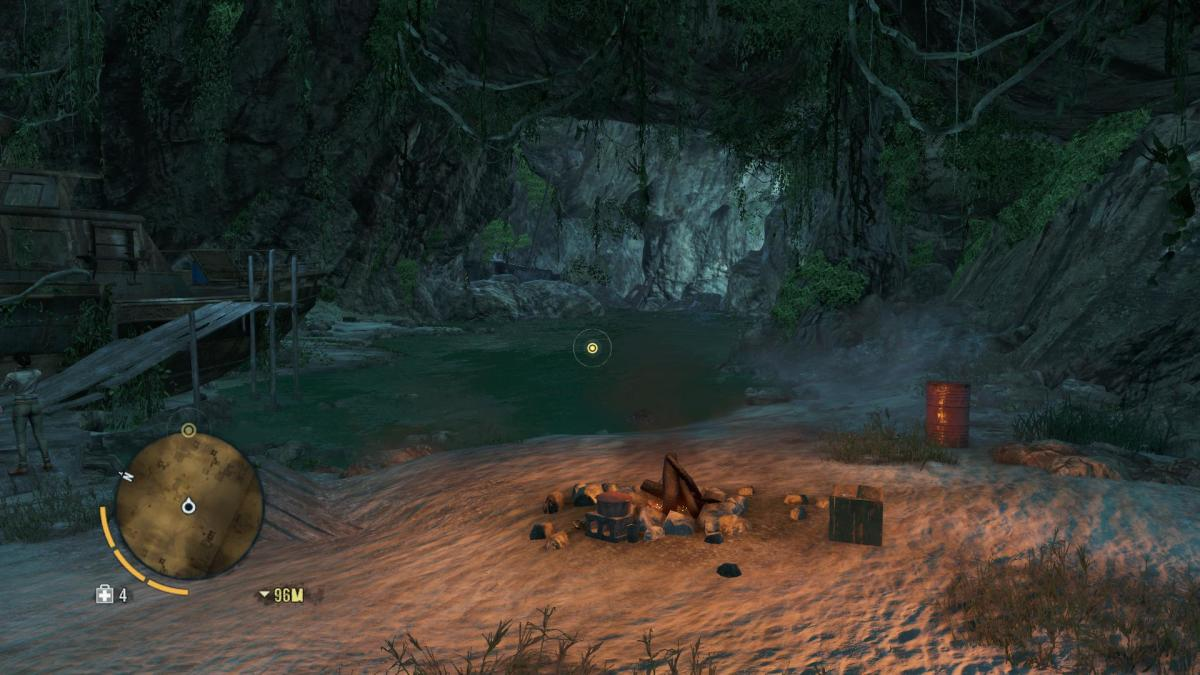 Archaeology 101 - Gameplay 01: Far Cry 3 Relic 1, Spider 1.