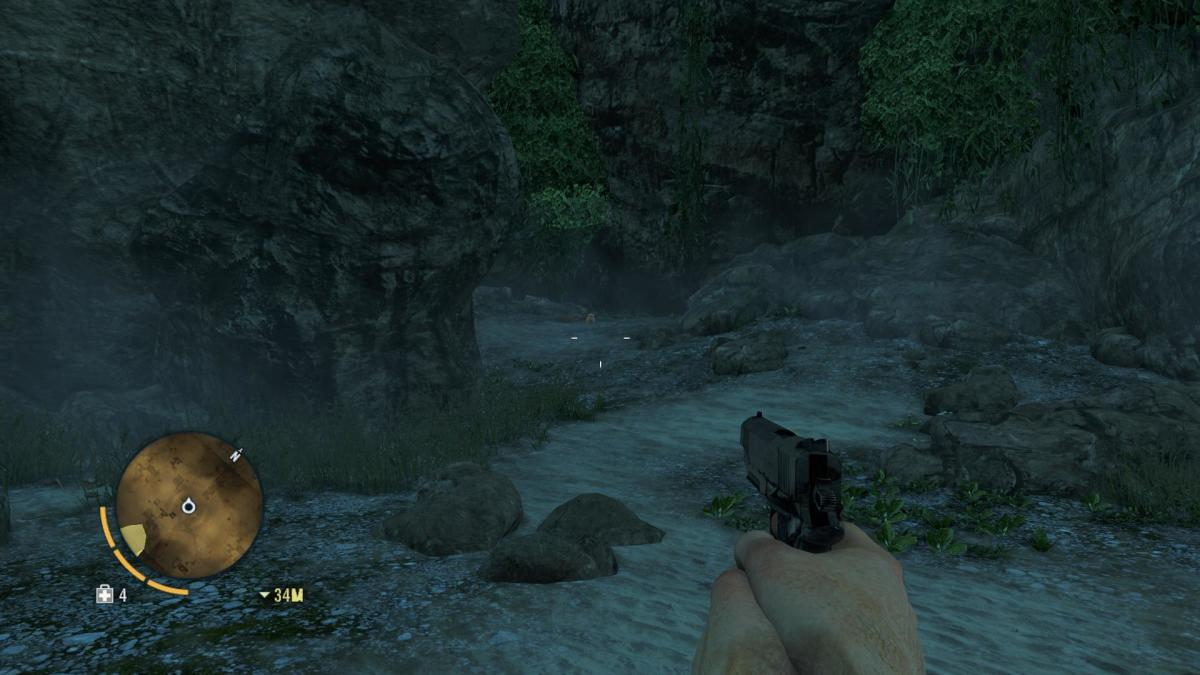 Archaeology 101 - Gameplay 08: Far Cry 3 Relic 1, Spider 1.