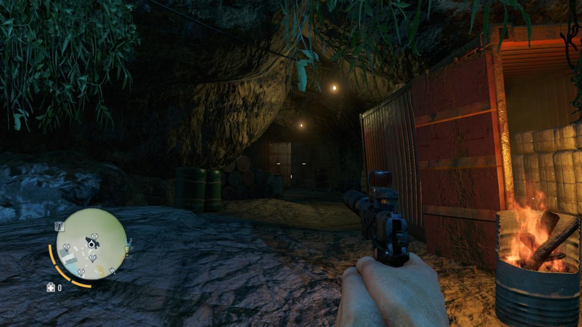 Archaeology 101 - Gameplay 02: Far Cry 3 Relic 22, Spider 22.