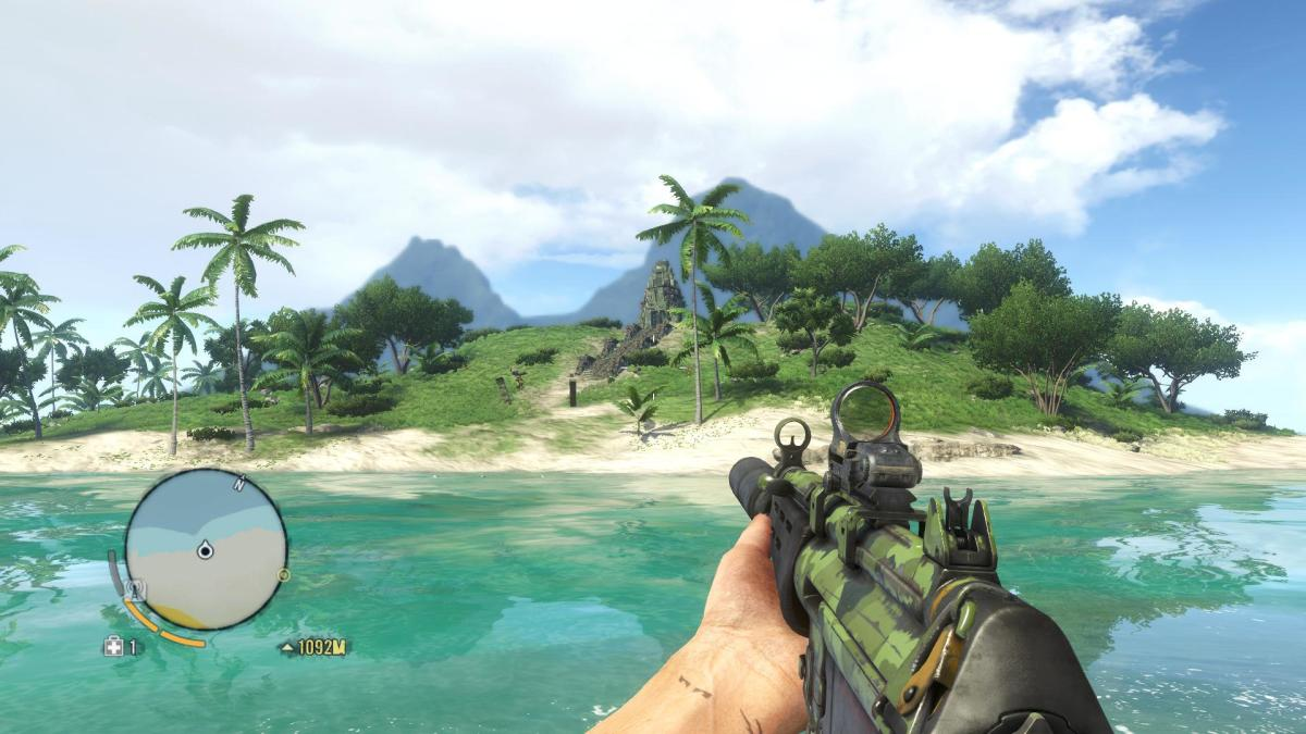 Archaeology 101 - Gameplay 01: Far Cry 3 Relic 21, Spider 21.