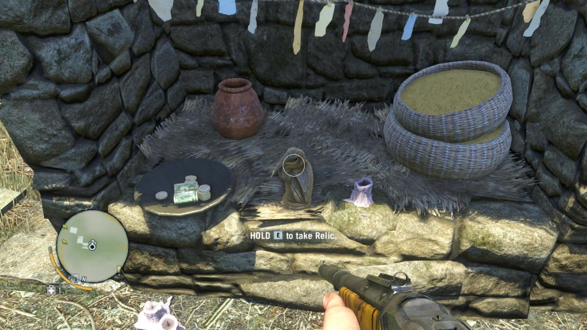 Archaeology 101 - Gameplay 02: Far Cry 3 Relic 111, Heron 21.