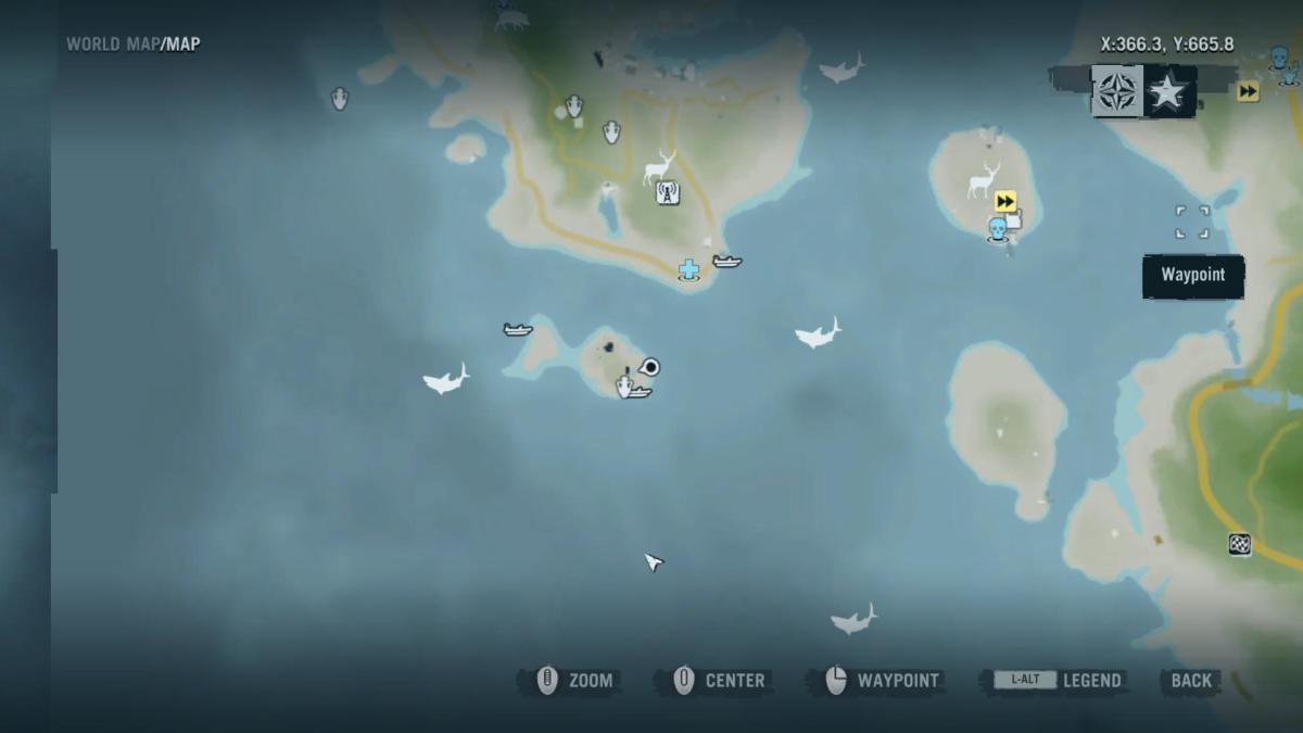 Archaeology 101 - Gameplay 03 Map: Far Cry 3 Relic 2, Spider 2.