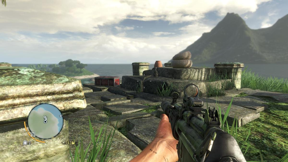 Archaeology 101 - Gameplay 03: Far Cry 3 Relic 113, Heron 23.