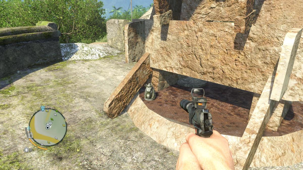 Archaeology 101 - Gameplay 04: Far Cry 3 Relic 62, Boar 2.