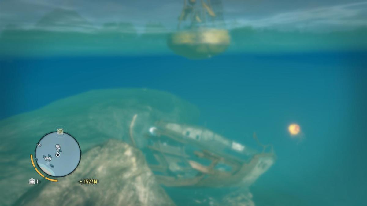 Archaeology 101 - Gameplay 03: Far Cry 3 Relic 31, Shark 1.