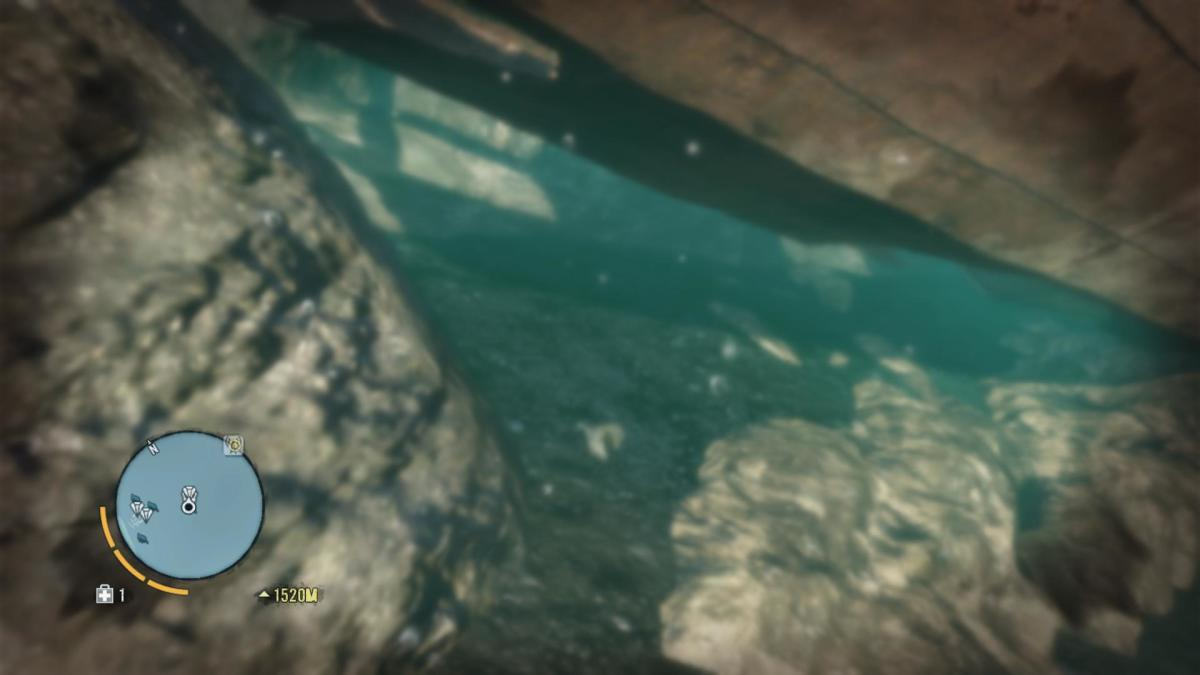 Archaeology 101 - Gameplay 04: Far Cry 3 Relic 31, Shark 1.