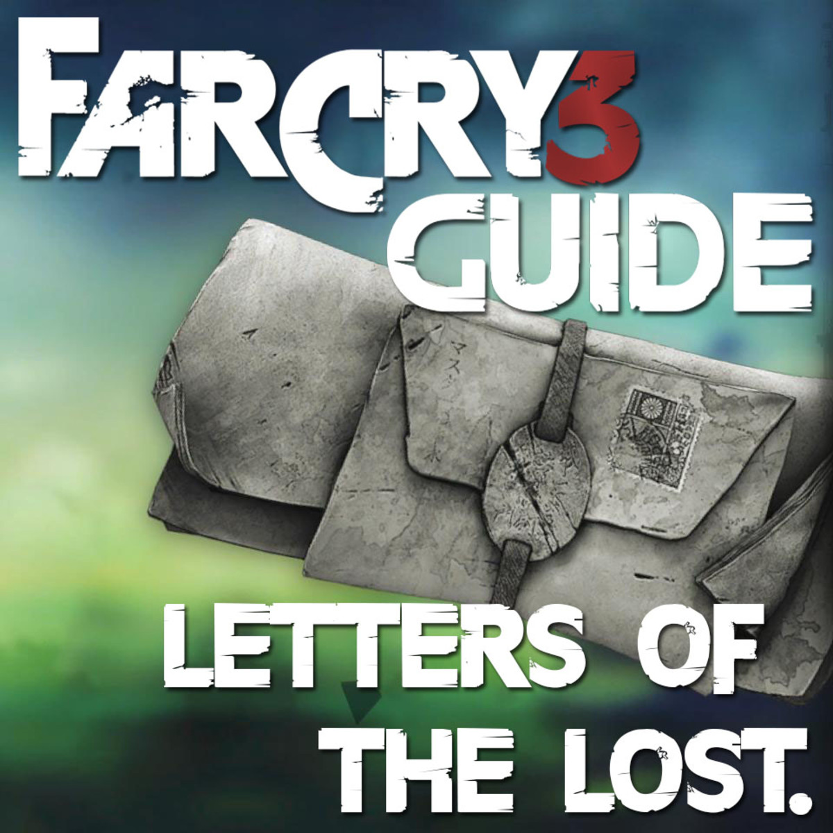 Far Cry 3 Letters of the Lost Locations Guide - Dead Letters.