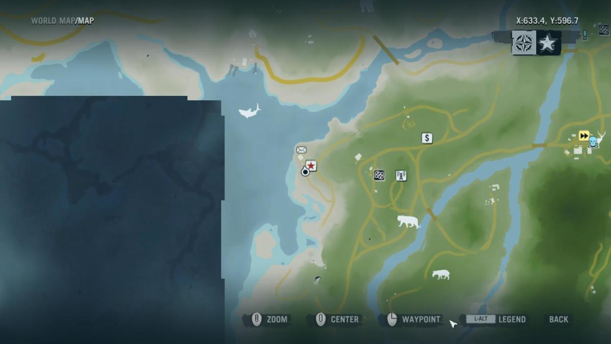 Dead Letters - Gameplay 01 Map: Far Cry 3 Letters of the Lost #9, Tadao's First Letter.
