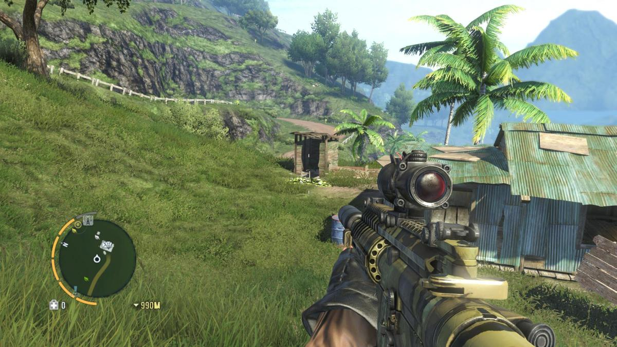 Gameplay 01: Far Cry 3 Letters of the Lost #19, Hurk's Third Letter.