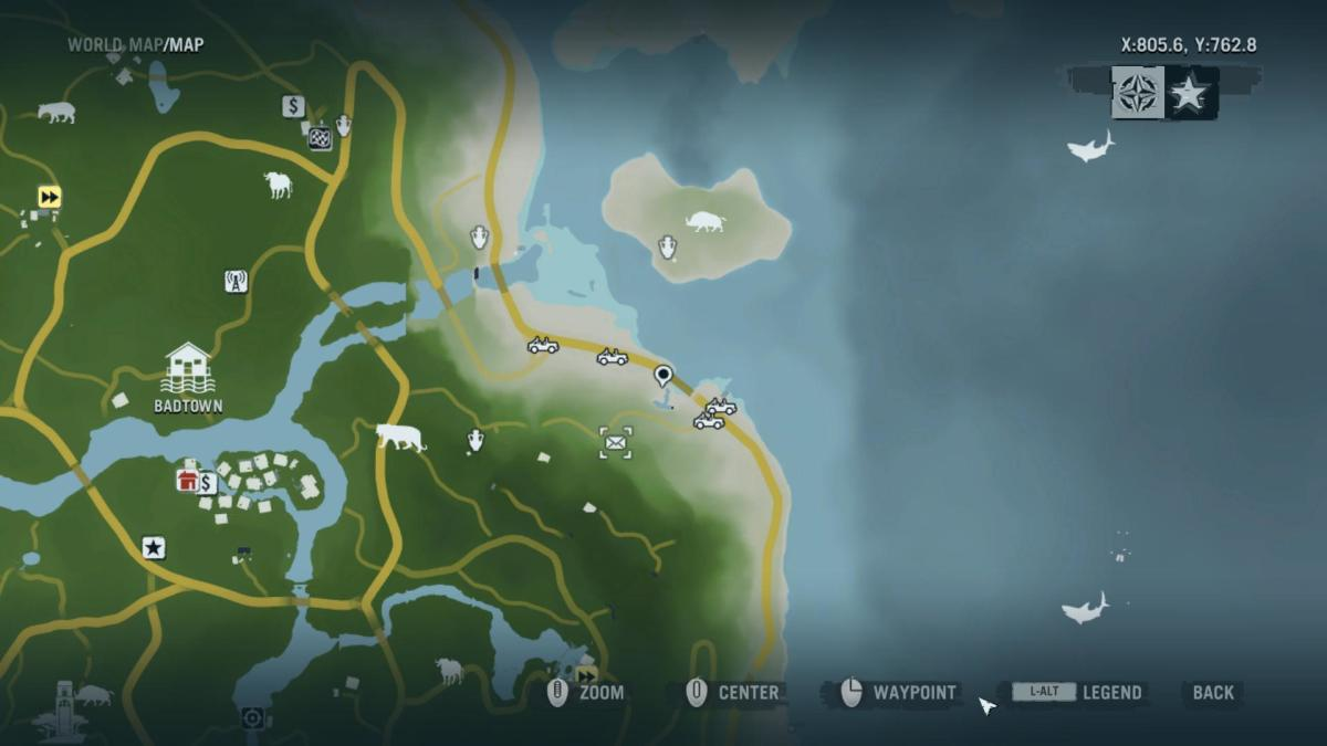Dead Letters - Gameplay 01 Map: Far Cry 3 Letters of the Lost #12, Hayato's First Letter.