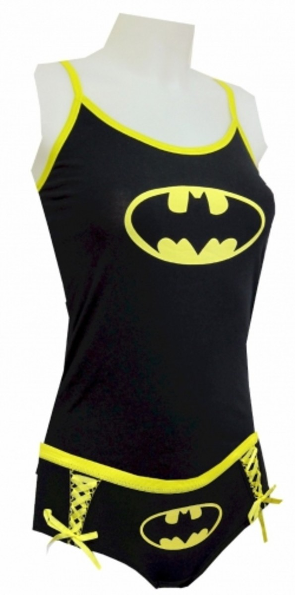 Batman Underwear for Women