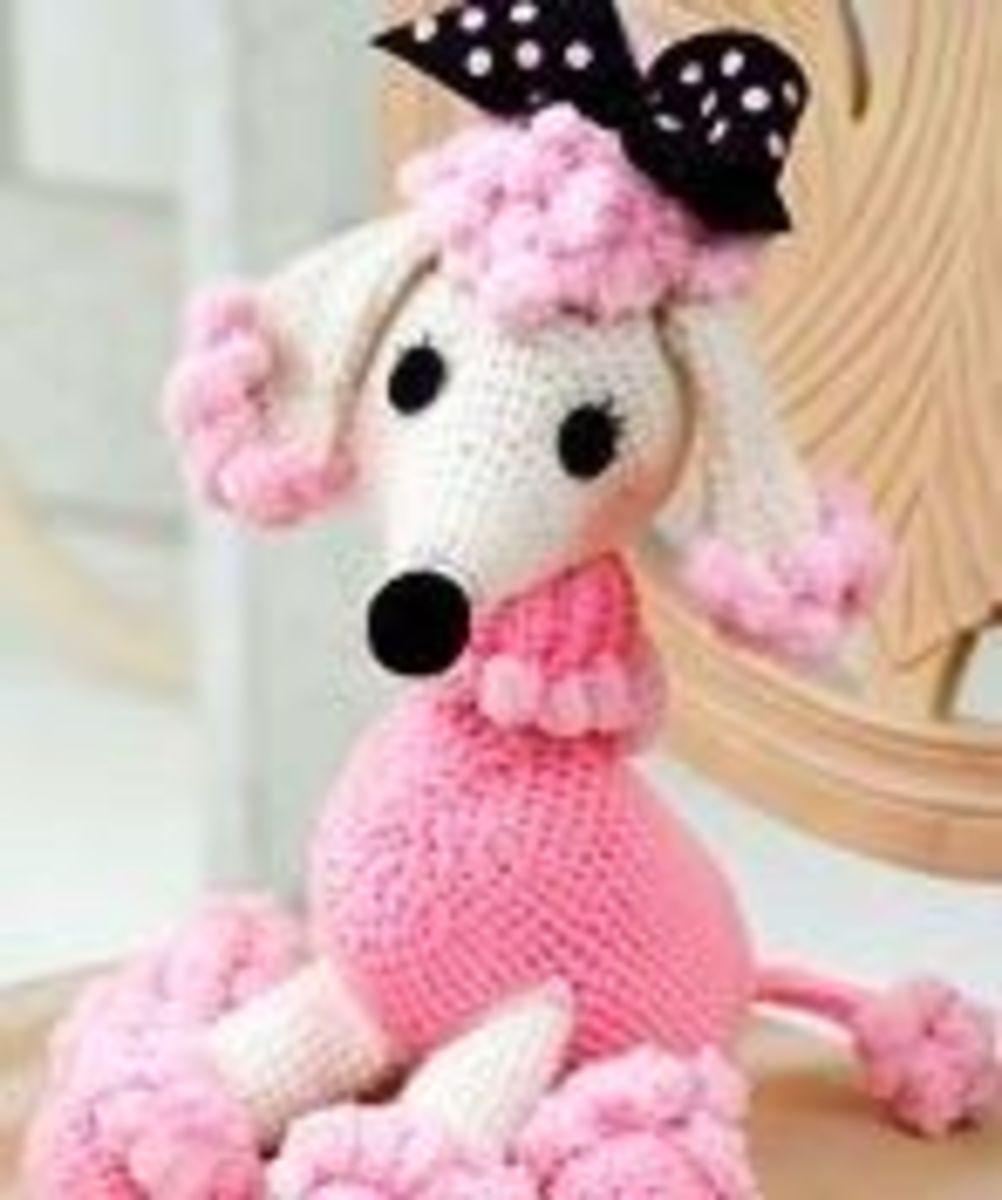 Poodle Crochet Pattern