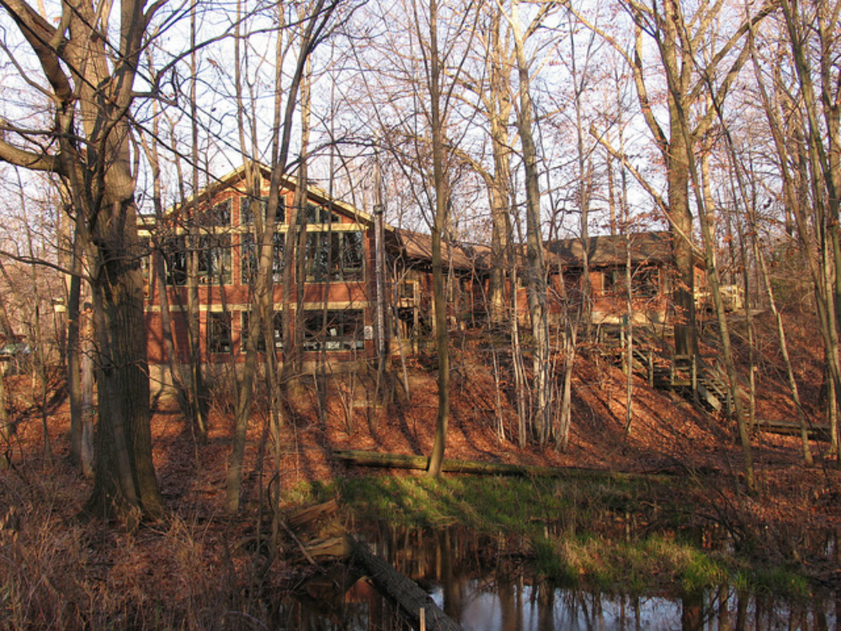 Nature Center at Shaker Lakes