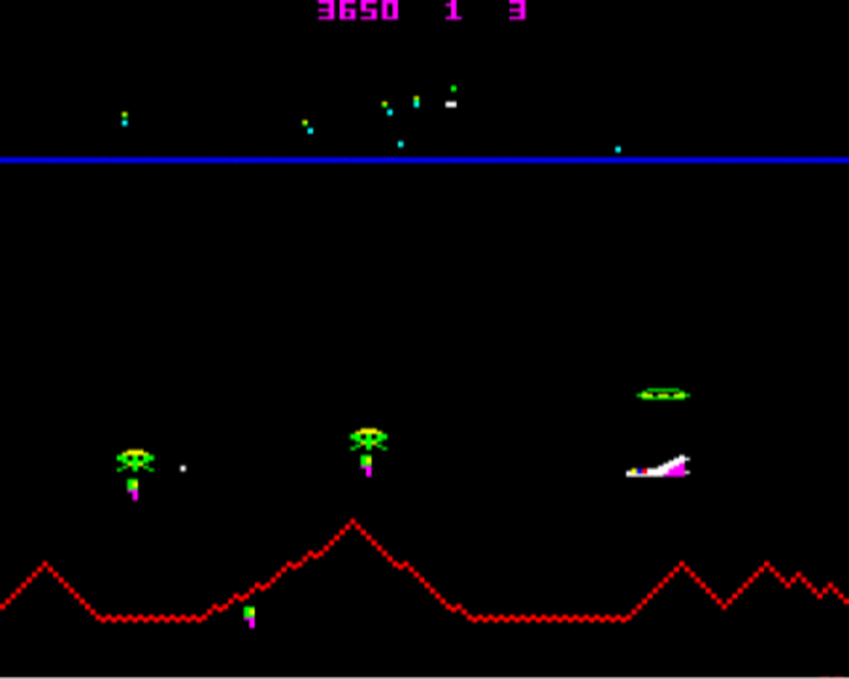 Planetoid for the BBC Micro